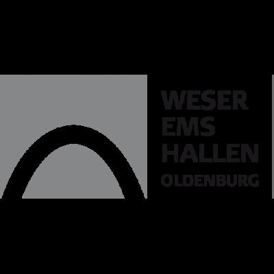 Logo Weser Ems Hallen